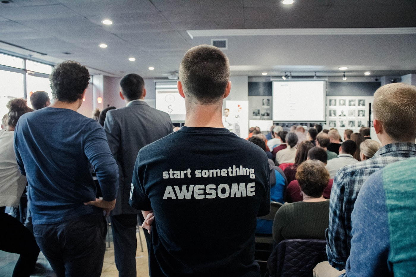 Start something awesome with awesome inc